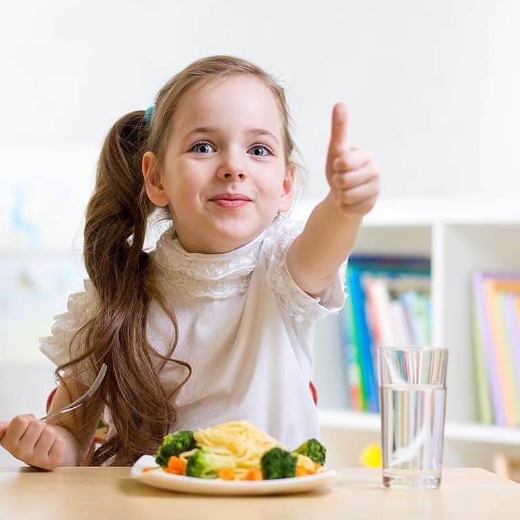disfagia y trastornos en la alimentación infantil