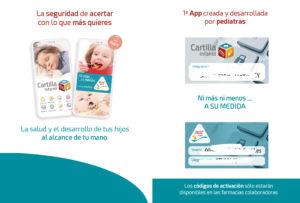 Promoción cartilla/dosis infantil