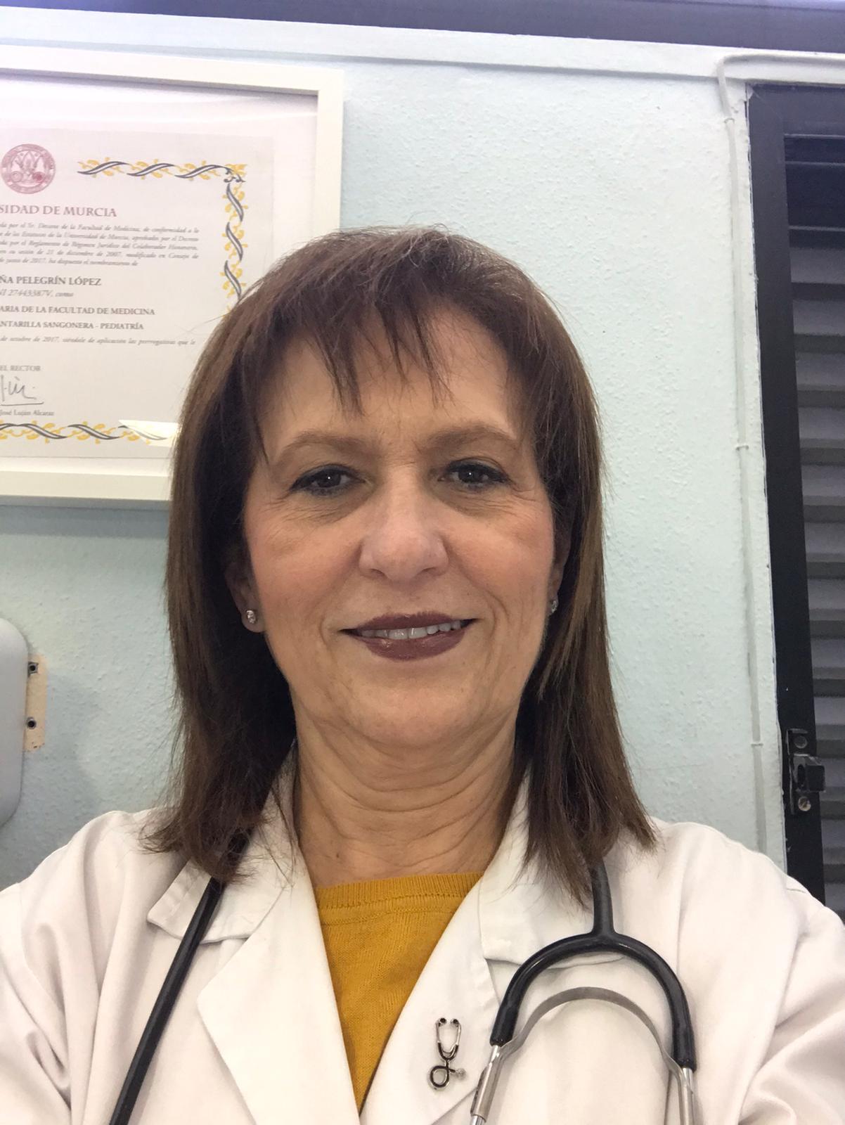 Dr. Begoña Pelegrin Lopez