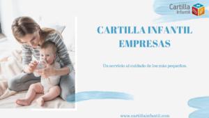 CARTILLA INFANTIL EMPRESAS