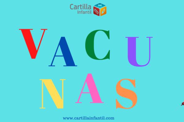 CALENDARIO DE VACUNACIONES ÚNICO.