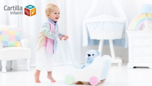 «El mejor andador para el bebe es el que no se usa».